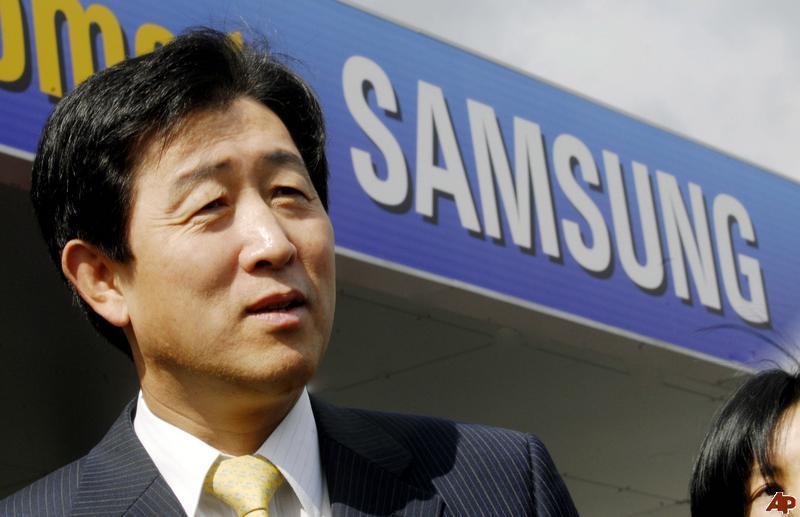 Choi Gee-Sung, CEO Samsung