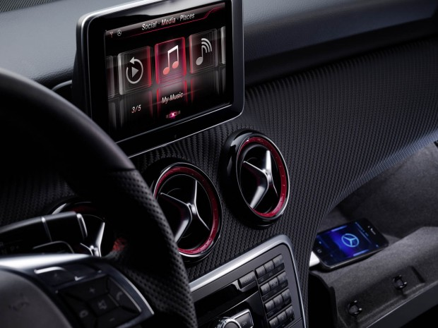 Mercedes-Benz Triedy A