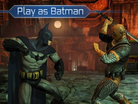 Batman Arkham City for iOS