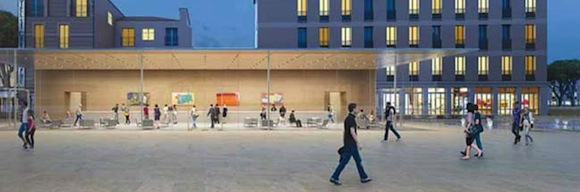 Apple Store vo Francúzsku