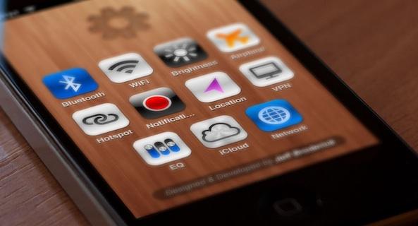 Shortcuts in iOS