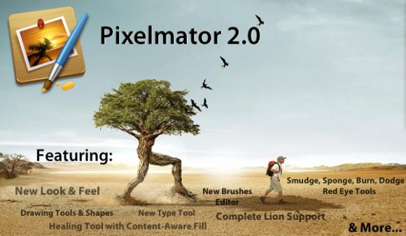 Pixelmator 2.0