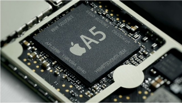 A5 Chip Apple
