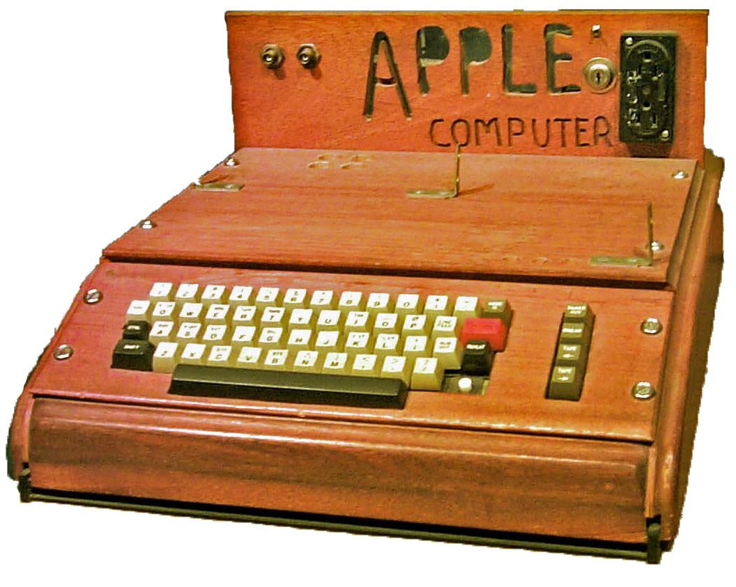 Apple I - svetapple.sk