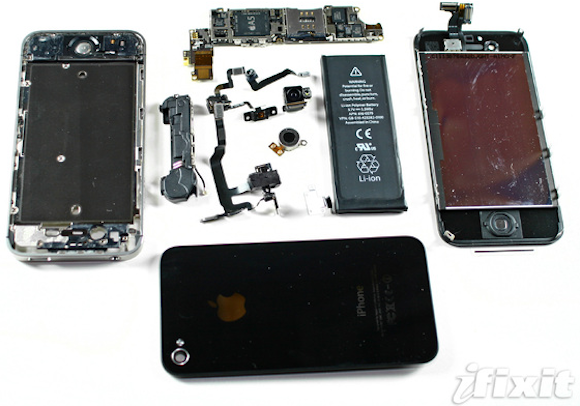 iPhone 4S Teardown 1
