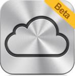 iCloud Beta icon
