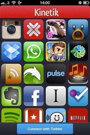 Kinetik for iOS