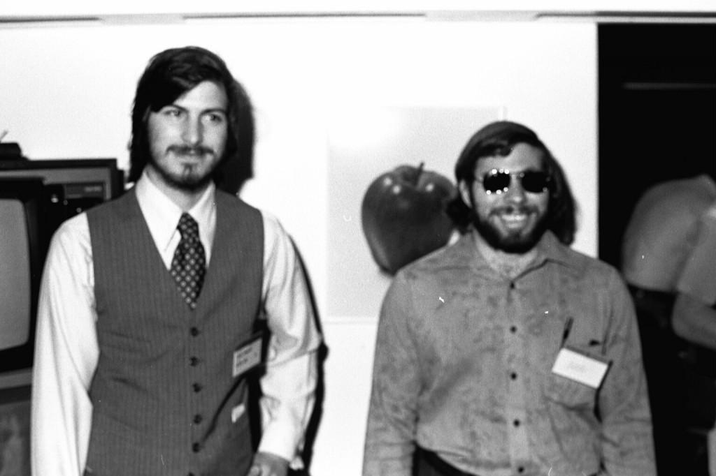 Steve Jobs a Steve Wozniak
