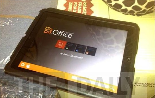 Office for iPad and other iOS devices