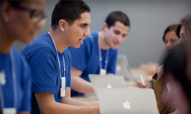 Zamestnanci Apple