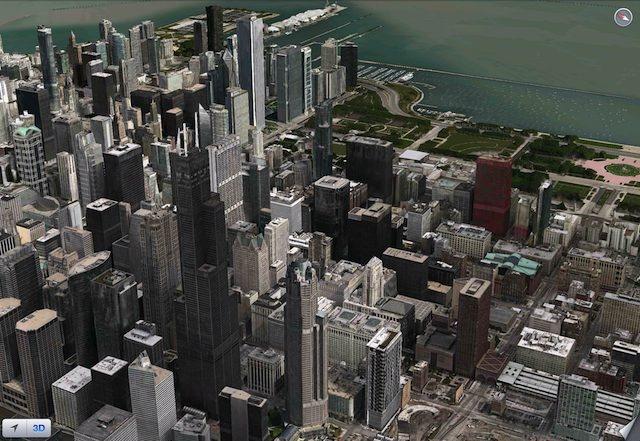 Flyover - Chicago