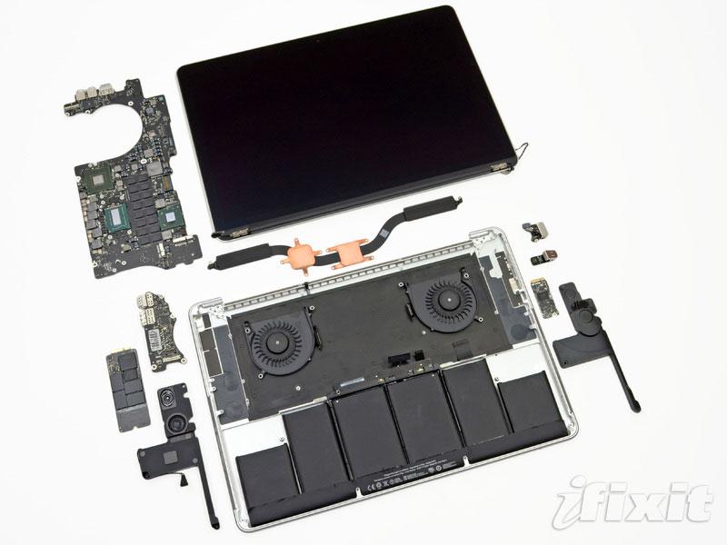 MacBook Pro Retina Teardown