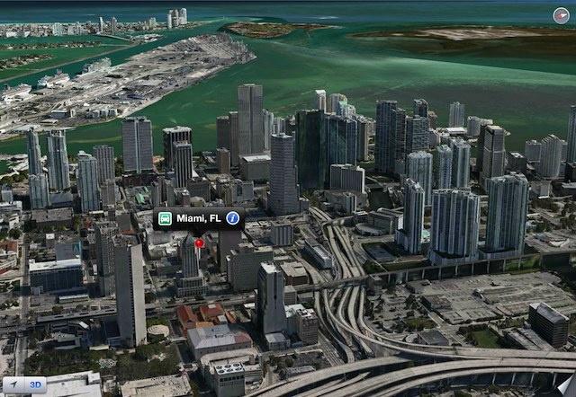 Flyover - Miami