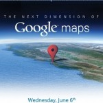 Next Dimension of Google Maps