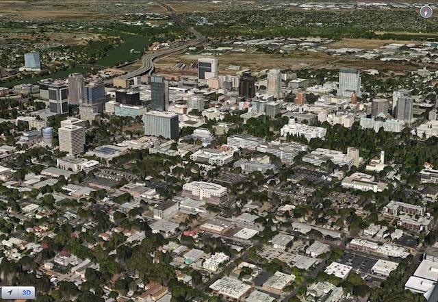 Flyover - Sacramento