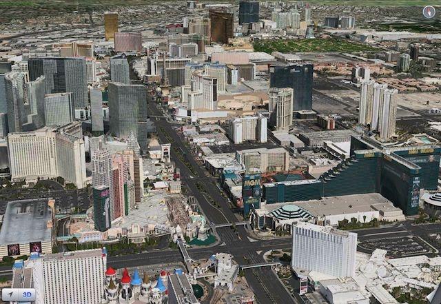 Flyover - Las Vegas