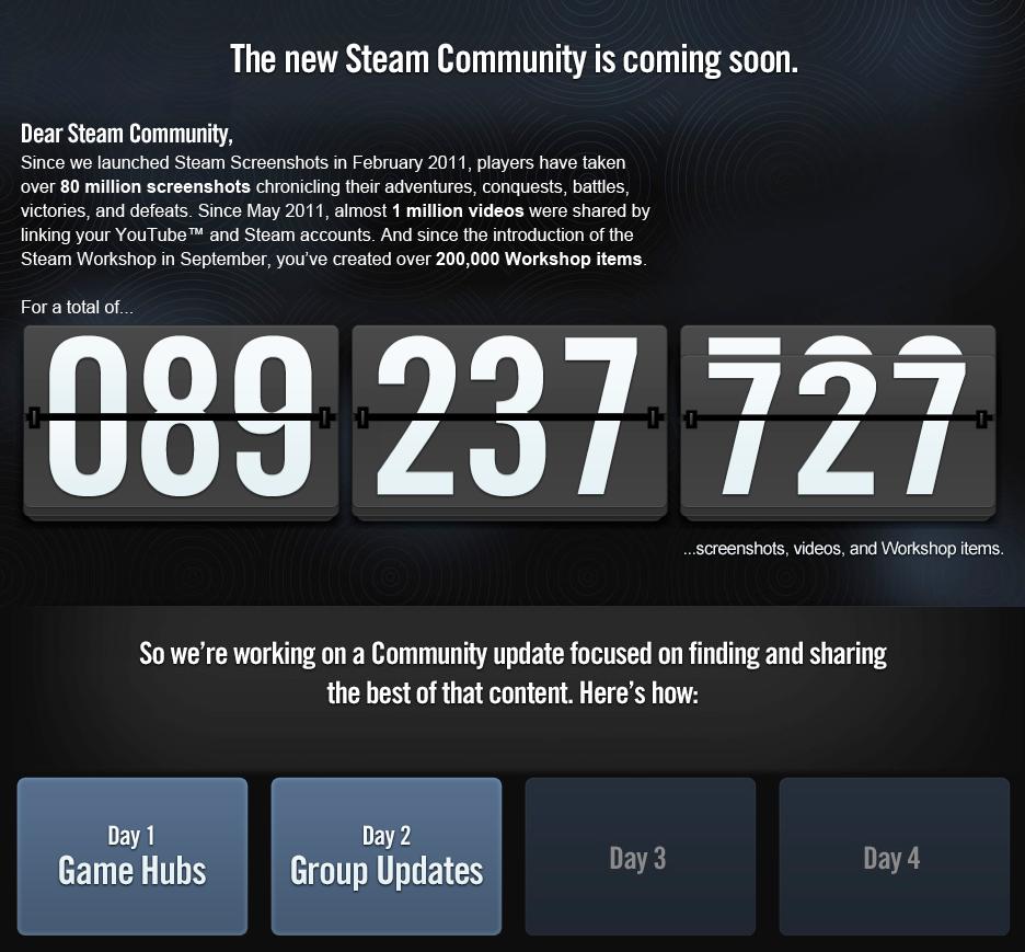 Steam Komunita