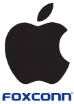 Apple Foxconn Logo