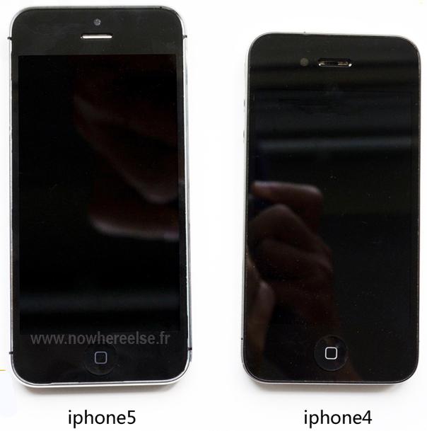 iPhone 5 vs. iPhone 4