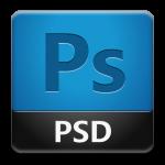 Photoshop PSD Logo