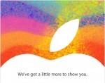 iPad mini Event
