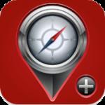 Maps+ Logo