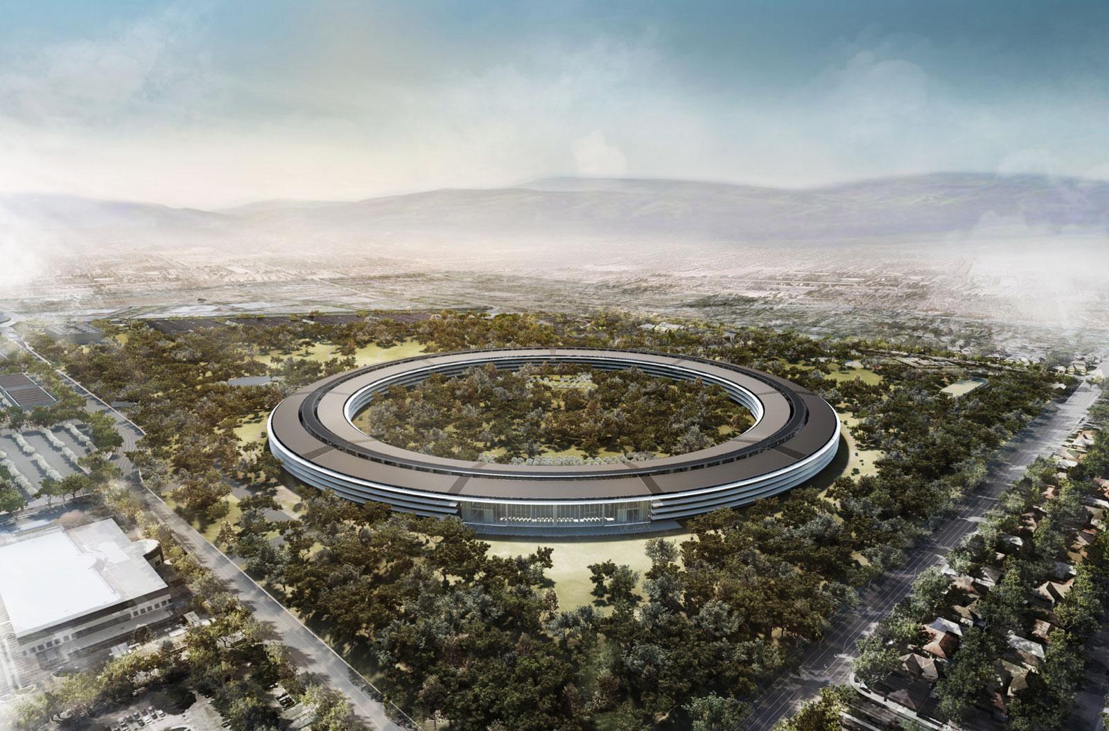 """Apple """"Spaceship"""" centrála"""
