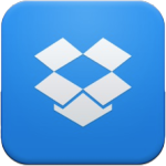 Dropbox 2.0 iOS Ikona