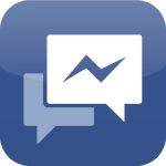 Facebook Messenger Ikona