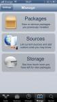 Cydia - Manage