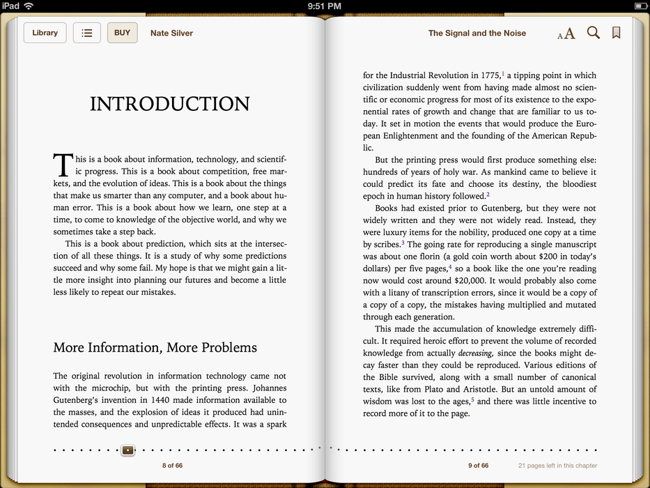 iBooks pre iPad