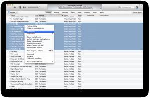 iTunes Informácie