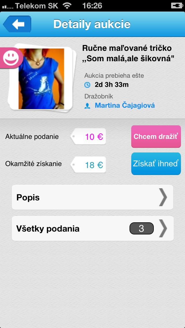 ĽudiaĽuďom.sk iOS