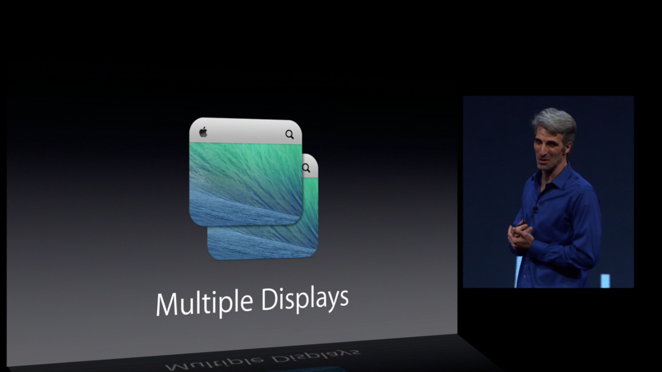 OS X Mavericks - Multiple Displays