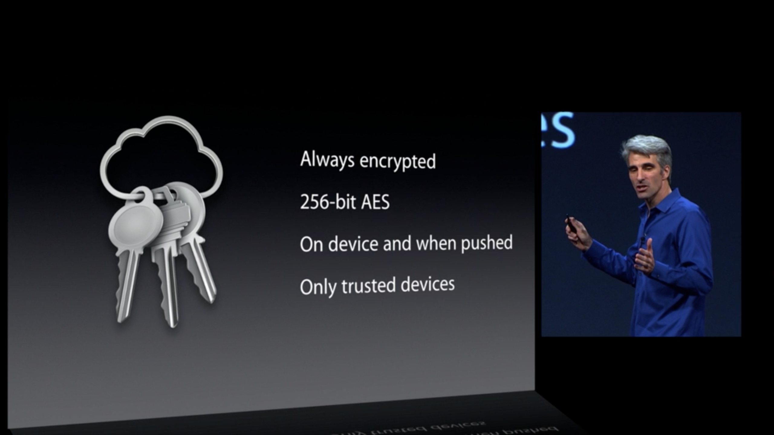OS X Mavericks - iCloud Keychain