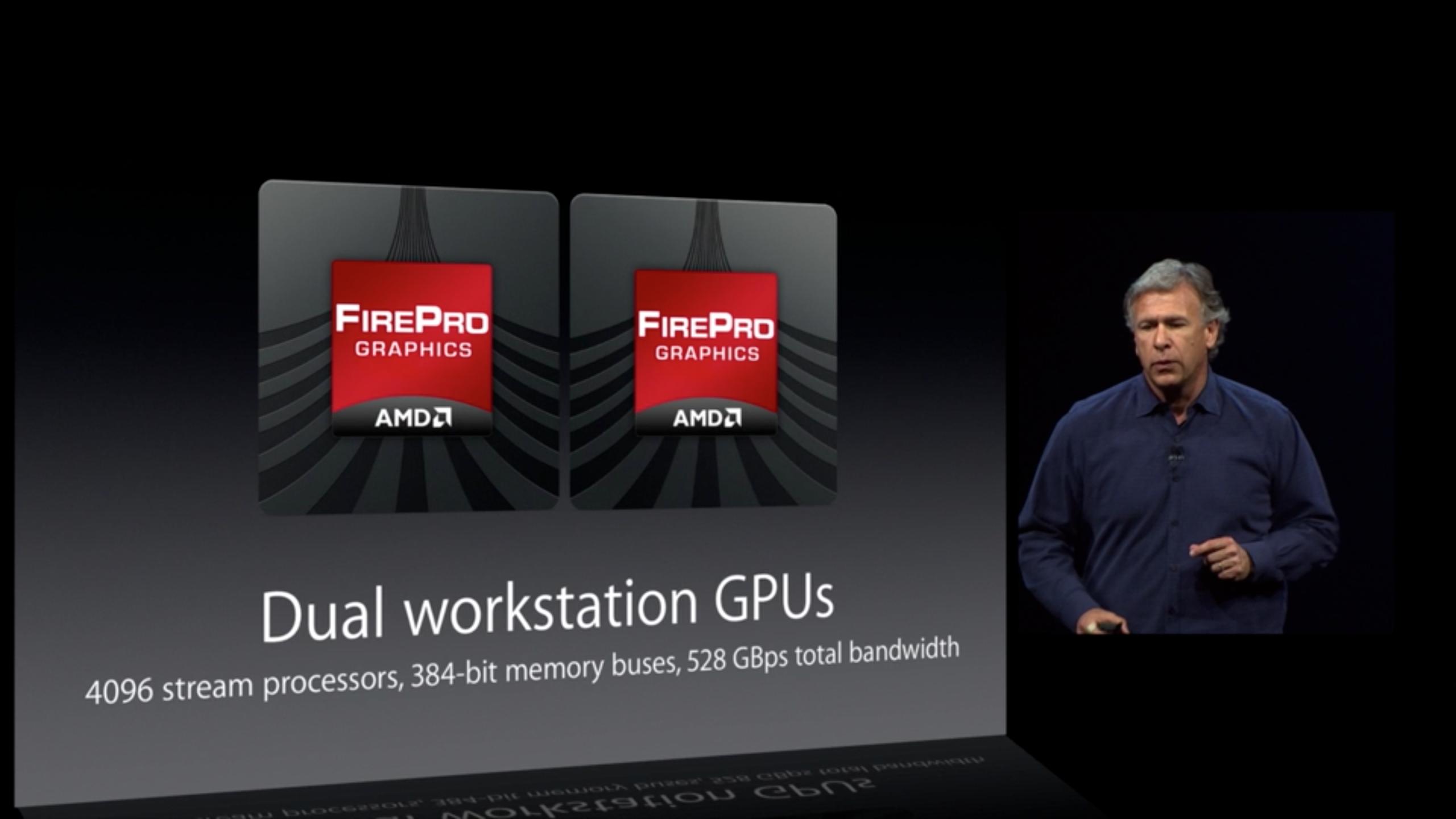 WWDC 2013 - Mac Pro