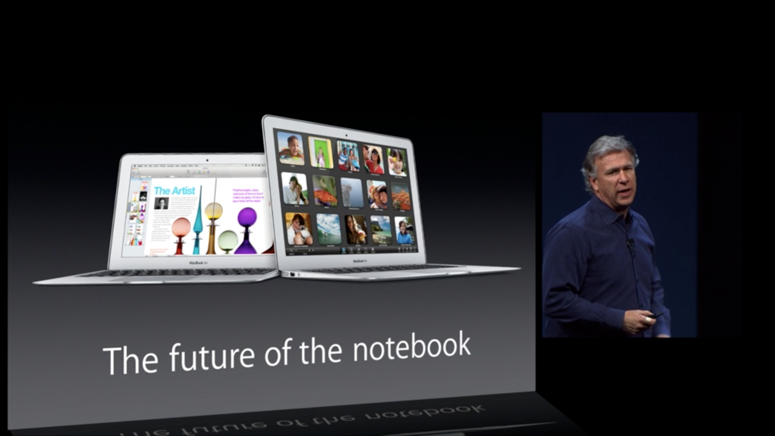 WWDC 2013 MacBook Air