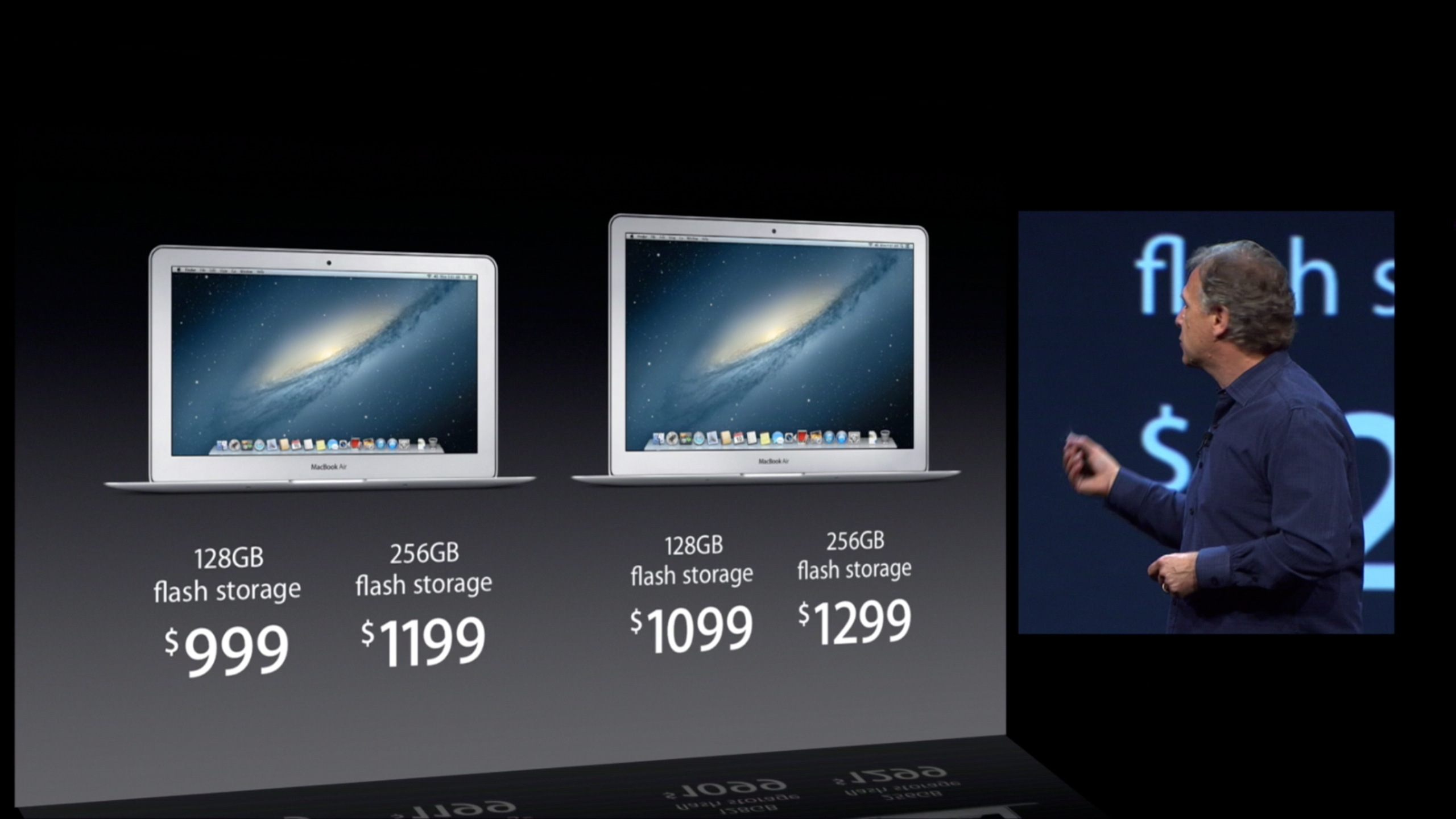 WWDC 2013 - MacBook Air
