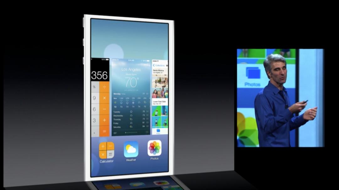 WWDC 2013 - iOS 7 - Multitasking