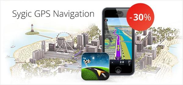 Sygic GPS 30 miliónov stiahnutí
