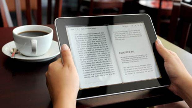 Čítanie iPad