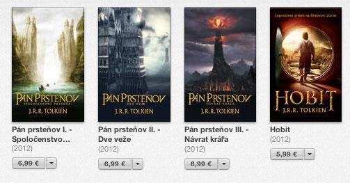 Pán Prsteňov a Hobbit - iBookstore