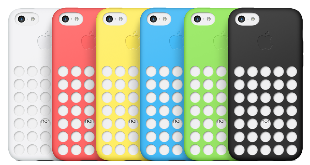 iPhone 5c + obal