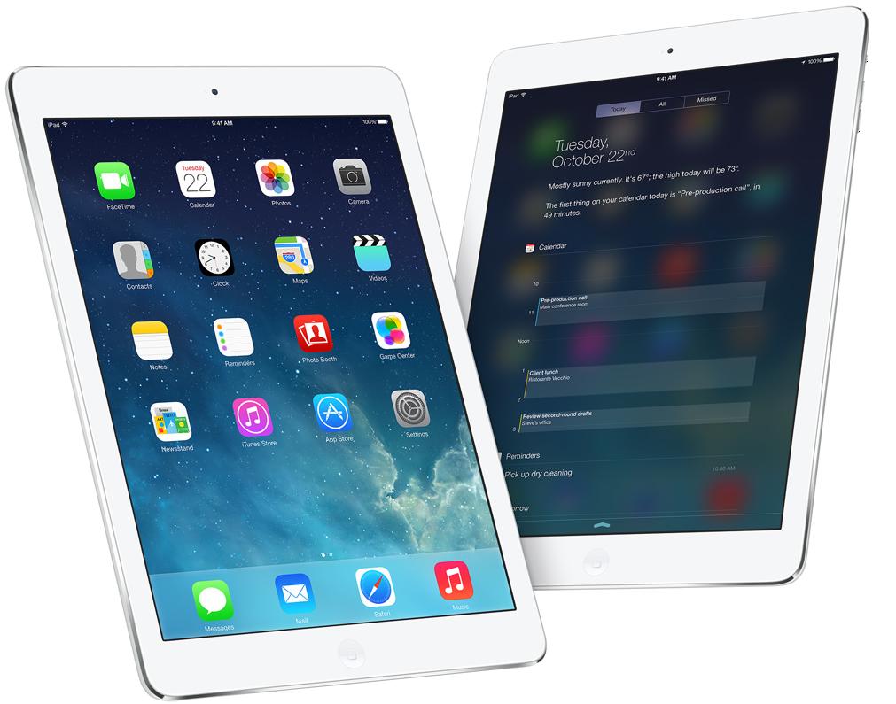 iPad Air Featured