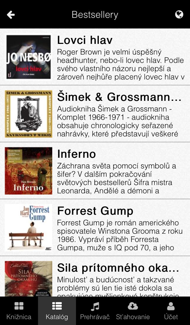 Audiolibrix iOS