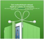 Čierny Piatok na Apple.cz