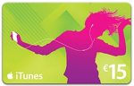 iTunes Gift Card Logo