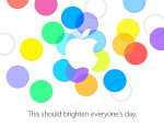 Apple Media Event 10. september 2013 - iPhone 5S a iPhone 5C