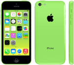 iPhone 5c featured